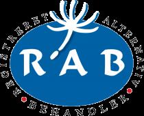 RAB registreret terapeut og behandler